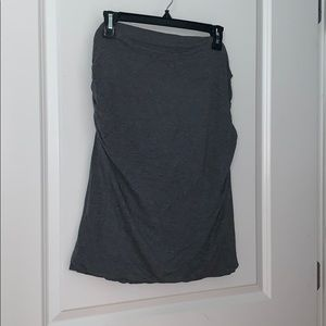 Ruched Aerie Skirt!